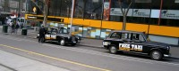Commbank – Free Taxi Campaign