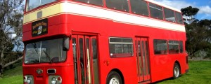 Espy – Double Decker Bus