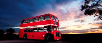 Lodekka – Double Decker Bus