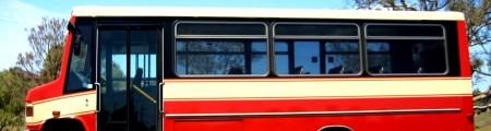 Pie Cart – 25 Seater Bus